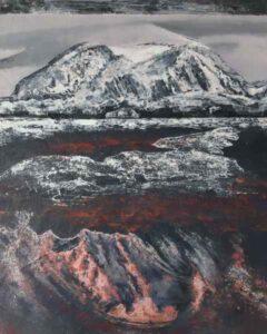 Avani Rao Gandra, size 24x32,Mixed Media on Canvas Rs 40000(25)